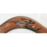 Traditional Animal Design | Returning Boomerangs |16 inch